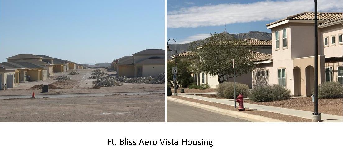 Ft. Bliss Aero Vista Housing